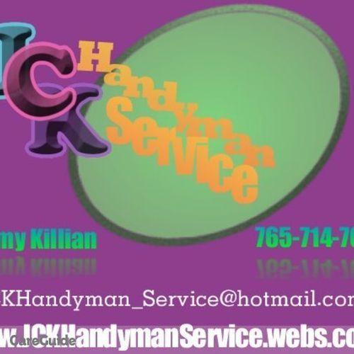 Handyman Provider Jeremy Killian JCK Handyman Service's Profile Picture
