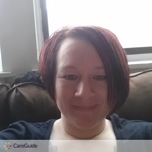 Child Care Provider Jessica Huxtable's Profile Picture