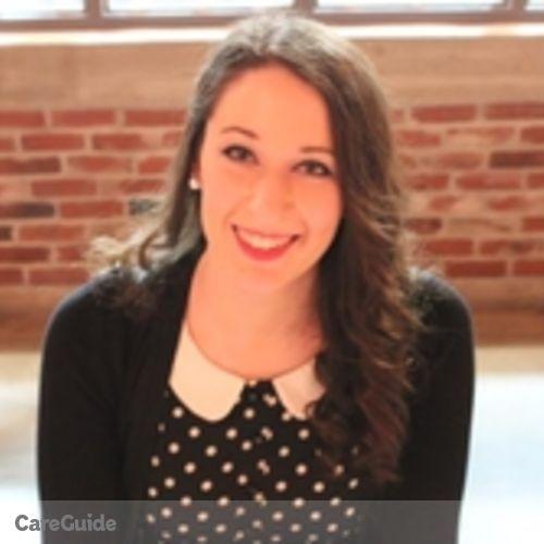Canadian Nanny Provider Jessica Hubbert's Profile Picture