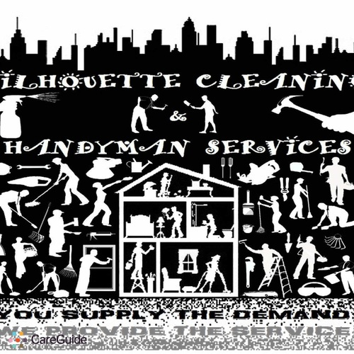 Housekeeper Provider Silhouette Cleaning Handyman Services's Profile Picture