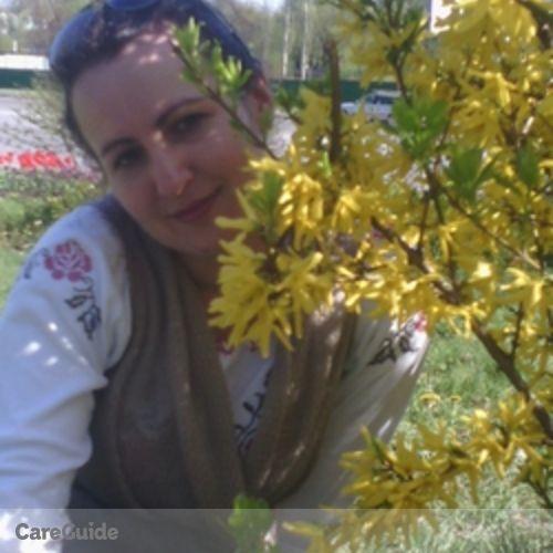 Canadian Nanny Provider Olena C's Profile Picture