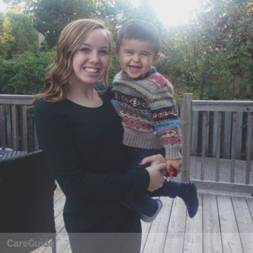 Canadian Nanny Provider Tara Cranna's Profile Picture