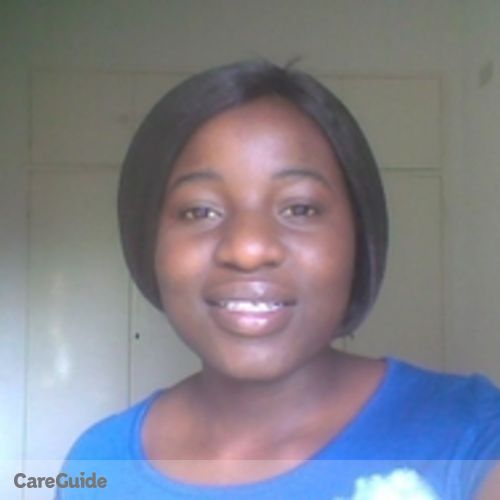 Canadian Nanny Provider Thokozile Audrey G's Profile Picture