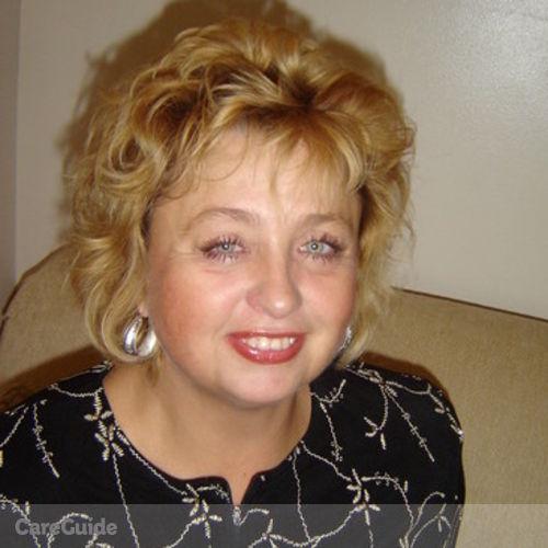 Canadian Nanny Provider Elena Ponomarenko's Profile Picture