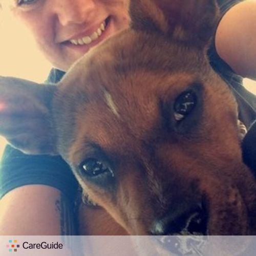 Pet Care Provider Erika Smith's Profile Picture