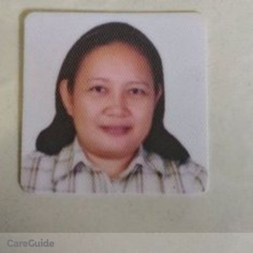 Housekeeper Provider Constancia R's Profile Picture