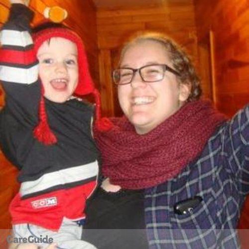 Canadian Nanny Provider Victoria Goddard's Profile Picture