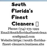 Affordable cleaning service throughout Broward County