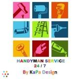 Handyman Services by KaPa Design