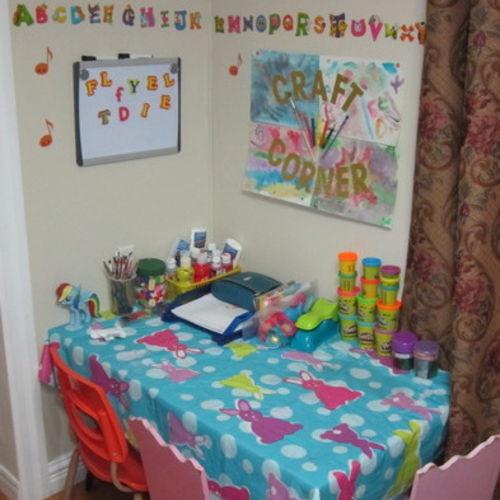 Child Care Provider Samara M's Profile Picture