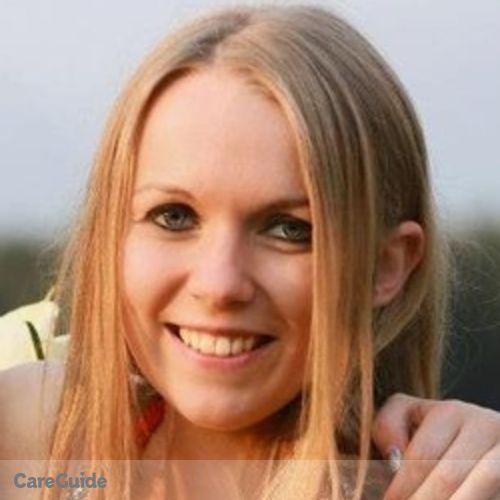 Canadian Nanny Provider Katerina S's Profile Picture
