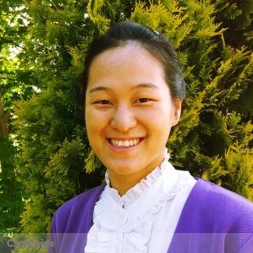 Canadian Nanny Provider Hannah Joo's Profile Picture