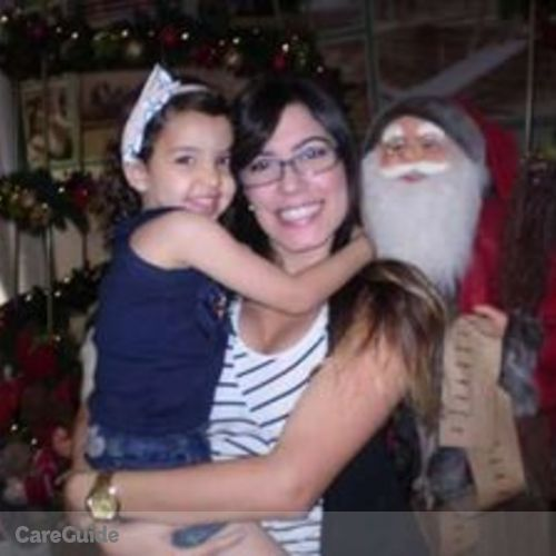 Canadian Nanny Provider Myllena V's Profile Picture