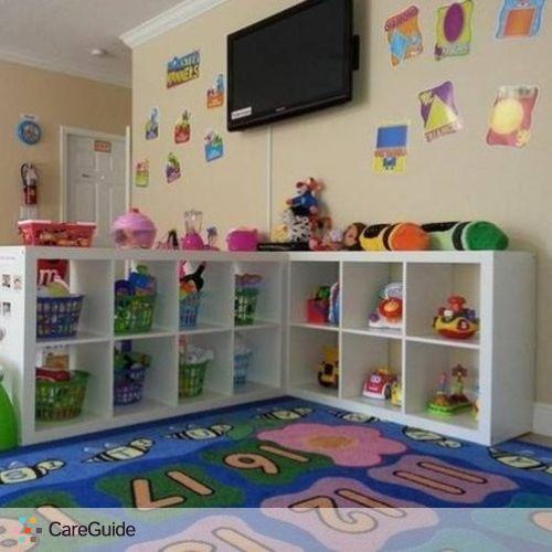 Child Care Provider Jasmine Jones's Profile Picture