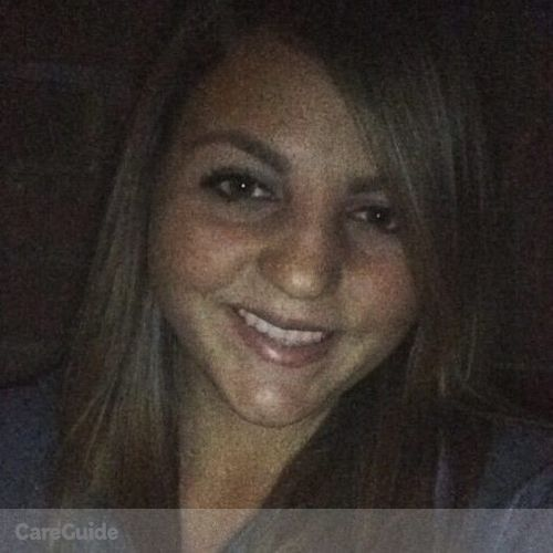 Canadian Nanny Provider Alexa-Jennifer Woods's Profile Picture