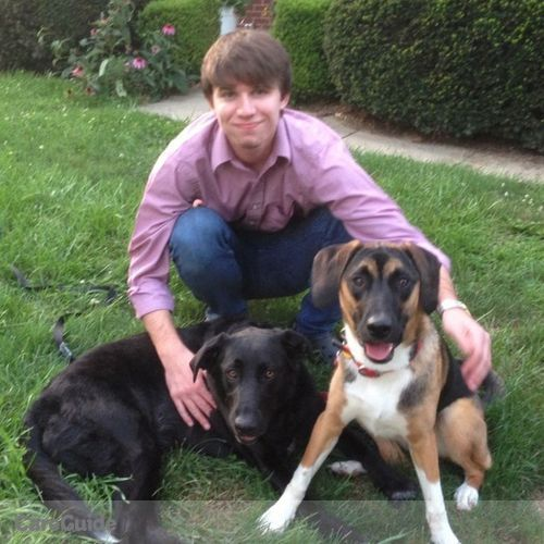 Pet Care Provider James Koehler's Profile Picture
