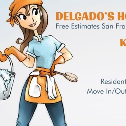 Housekeeper Provider Delgado's Housekeeping's Profile Picture