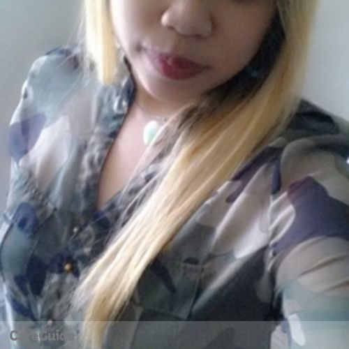 Canadian Nanny Provider Maricel Lorraine Carpio's Profile Picture