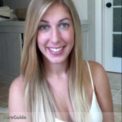 Canadian Nanny Provider Anika Chelin's Profile Picture