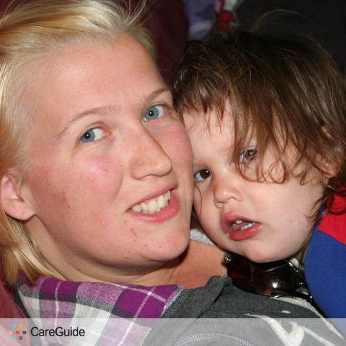 Child Care Provider Amanda Boudreau's Profile Picture