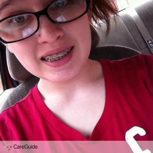 Child Care Provider Brittany Hyson's Profile Picture
