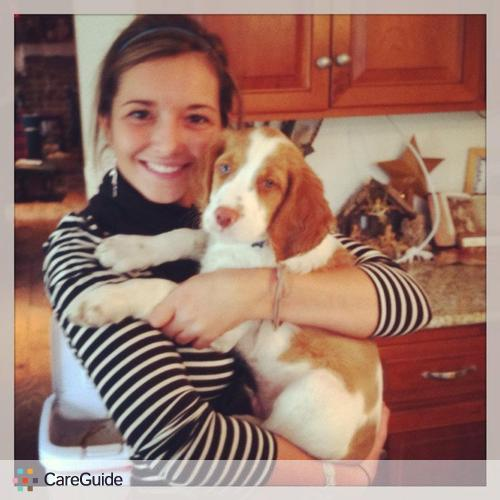 Pet Care Provider Emily Musser's Profile Picture