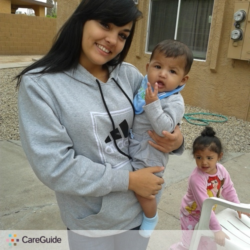Child Care Provider Briana Ibarra's Profile Picture