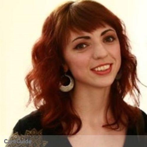 Canadian Nanny Provider Fiona O's Profile Picture