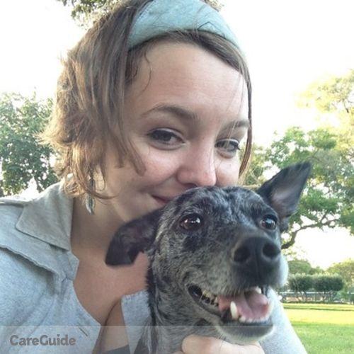 Pet Care Provider Carissa M's Profile Picture