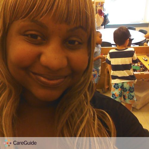 Child Care Provider Christina Motley's Profile Picture