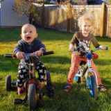 Looking for a fun, loving and caring nanny for our 1 and 3 year old boys.