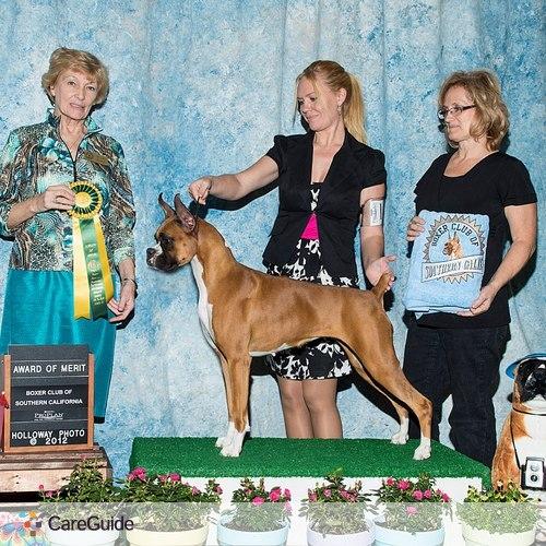 Pet Care Provider Kristi Kenny's Profile Picture