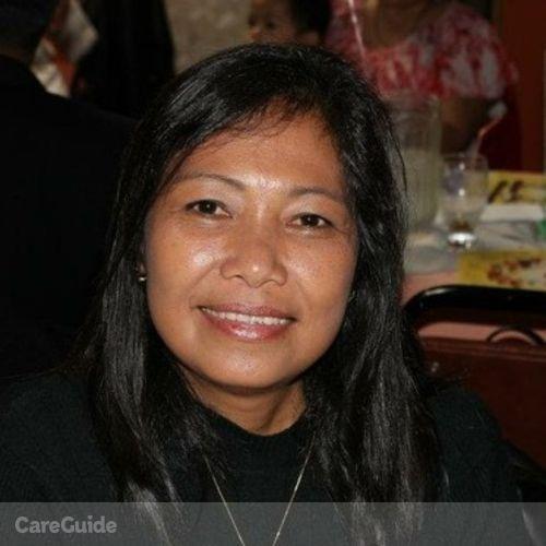 Canadian Nanny Provider Belsusa E's Profile Picture