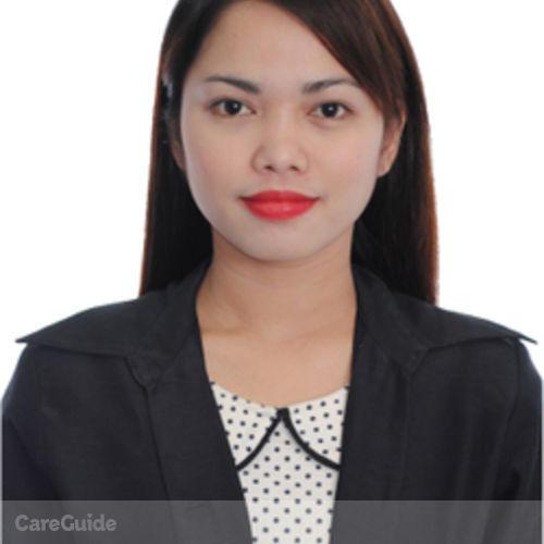 Canadian Nanny Provider Alida Roda's Profile Picture