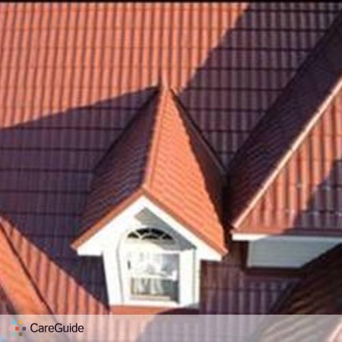 Roofer Provider Mike Warren's Profile Picture