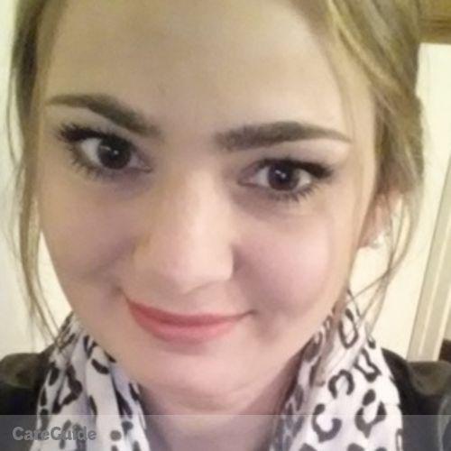 Child Care Job Melanie Priemer's Profile Picture