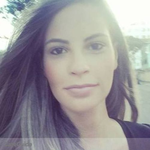 Canadian Nanny Provider Jéssica Mayara Rodrigues Pereira's Profile Picture