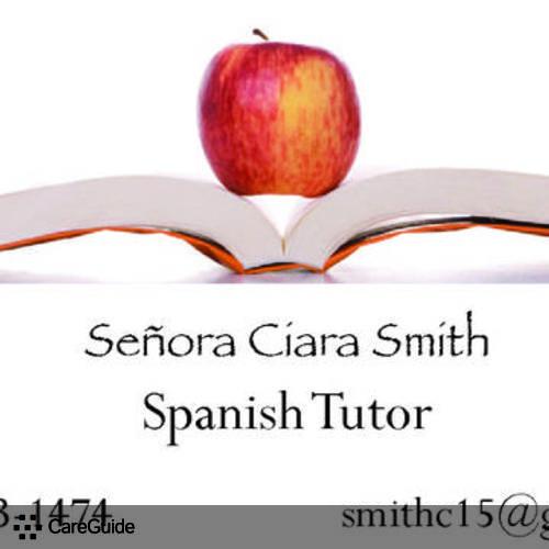 Tutor Provider Ciara Smith's Profile Picture