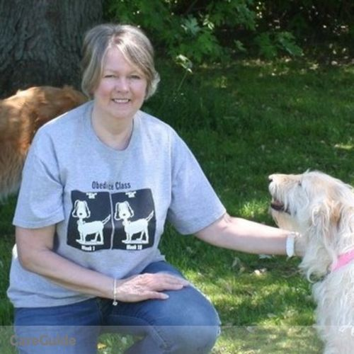 Pet Care Provider Maggie Patterson's Profile Picture