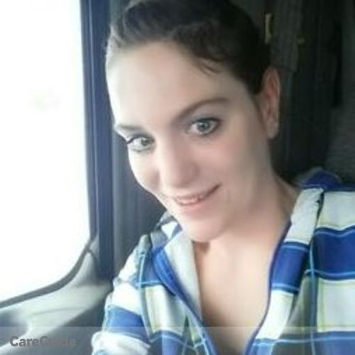 Canadian Nanny Provider Kimberly Mcaree's Profile Picture