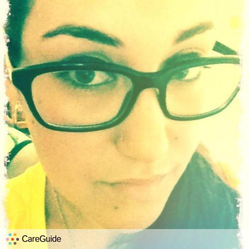 Child Care Provider Larissa M's Profile Picture