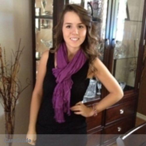 Canadian Nanny Provider Jessica Deeks's Profile Picture