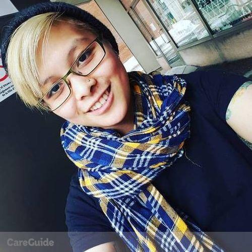 Canadian Nanny Provider Jenn Bui's Profile Picture