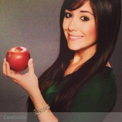 Canadian Nanny Provider Meagan M's Profile Picture