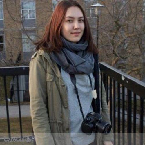 Canadian Nanny Provider Nsomi S's Profile Picture