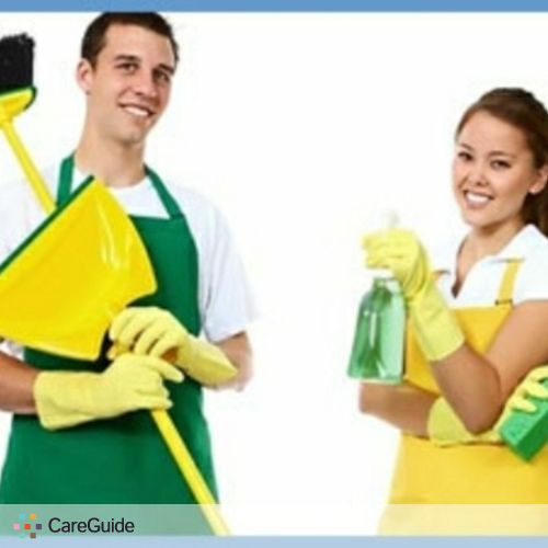 Housekeeper Provider Nvs Clean Company's Profile Picture