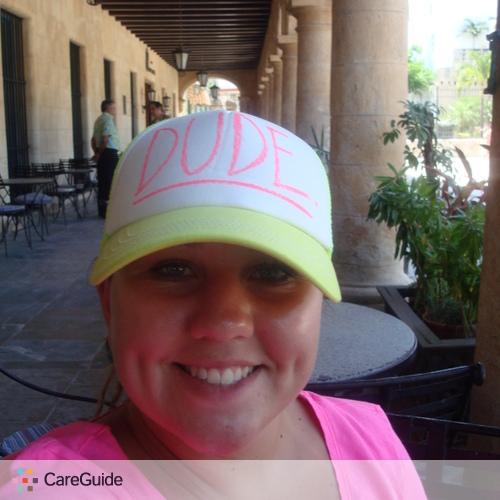 Child Care Provider Jessica Edwards's Profile Picture