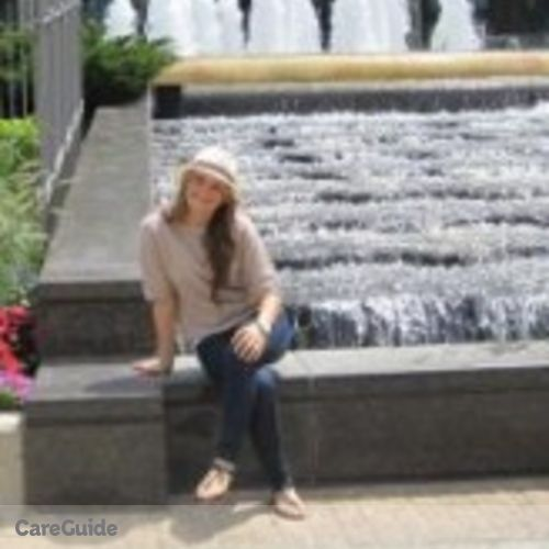 Canadian Nanny Provider Danielle Ciampichini's Profile Picture