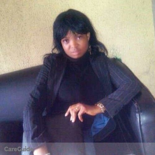 Canadian Nanny Provider Mary Egbowon's Profile Picture