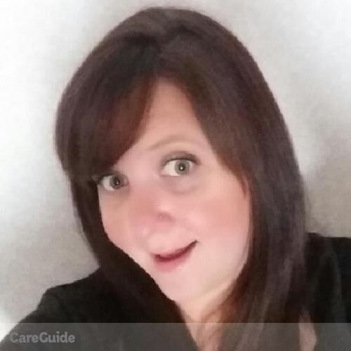 Canadian Nanny Provider Sasha Crowder's Profile Picture